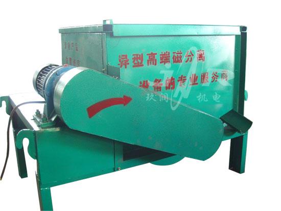 GHCY钢段回收除铁器